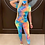 Thumbnail: Tie-Dye Two Piece Set Women Summer Clothes Casual Sportswear 2 Piece Outfit for