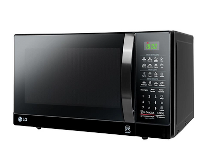 Forno de Micro-ondas LG MS3097AR com Tecnologia