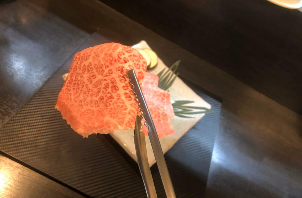 特選カルビ 1,300円