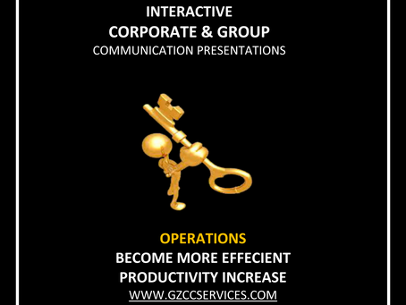 Corporate & Group Communication Skills