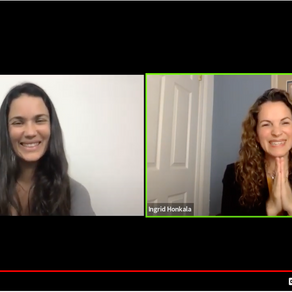 Las Mujeres Sanan El Mundo - Woman Heal The World With Juliana Klinkert