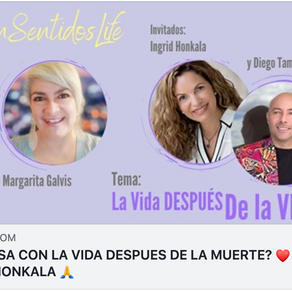 Con Sentidos Life Con Maria Margarita Galvis