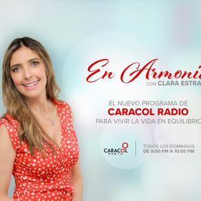 Caracol Radio Con Clara Estrada - La Union Entre Ciencia y Espiritualidad