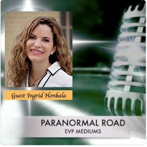 Paranormal Road Radio With David Hensley