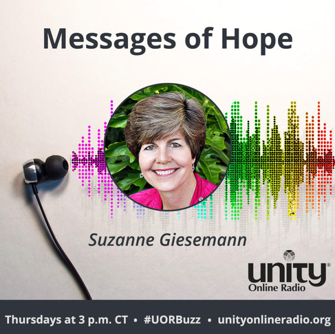 Messages of Hope With Suzanne Giesemann