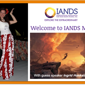 Presenting in Maui IANDS Group - Hosted by Lisa Jones & Susan Ward