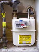 Reading Gas and Electric Meter