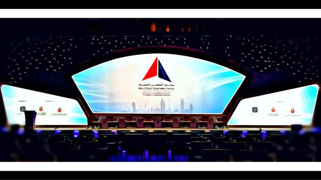 Abudhabi Business Forum Conference