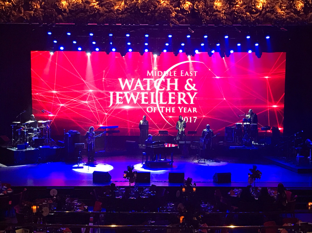 Middle East Watch Awards 2017