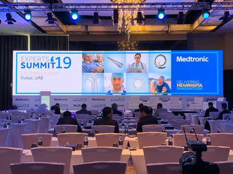 Medtronic Experts Summit 2019