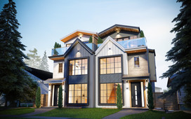 Modern Farmhouse Duplex