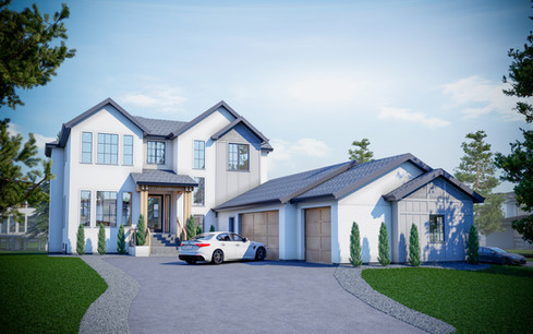Monarch Spec Home