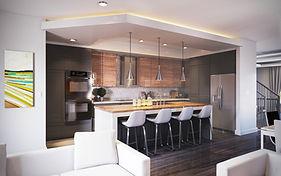 Infill Kitchen