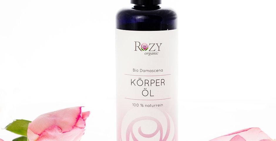 Rosen Körperöl