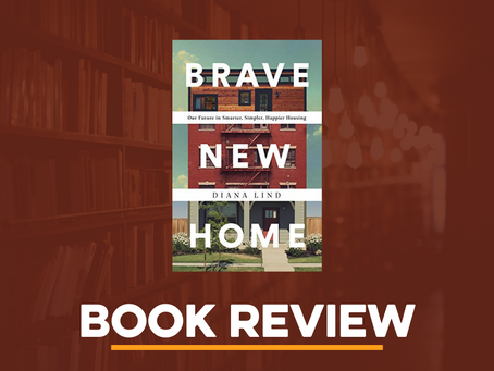 Book Review: 'Brave New Home' (Bold Type Books)