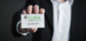 Kontakta oss på Xtura