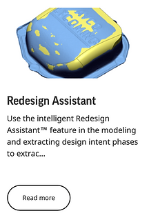 Redesign Assistant