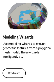 Modeling Wizards