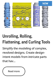 Unrolling, Rolling, Flatening