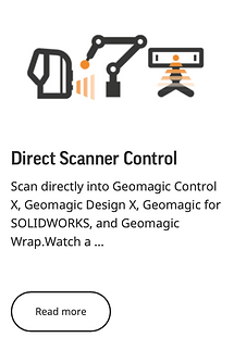 Direct Scanner Control
