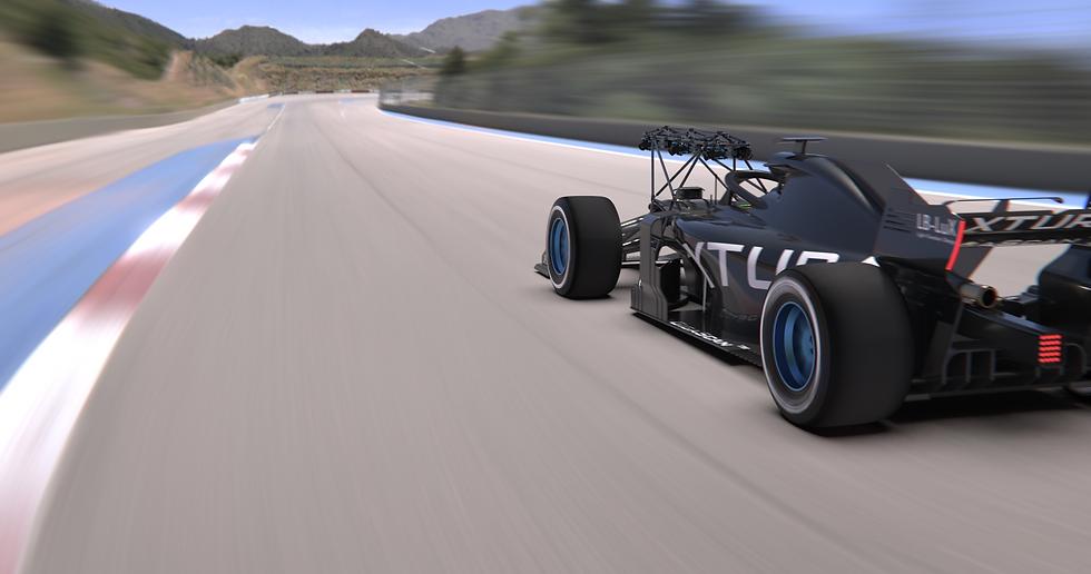 XTURA F1 3D Scanning