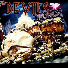 #thedevilscrunch available TOMORROW! Cho