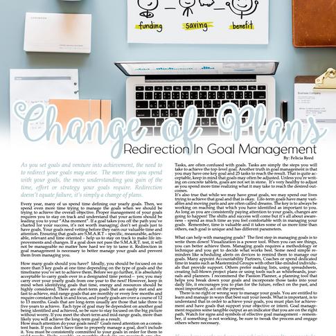 Print Magazine article