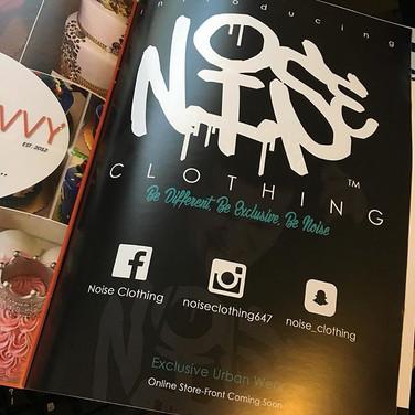 Noise Clothing print Ad