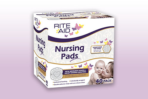 Rite Aid Nursing Pads 40pk