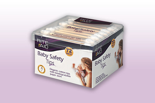 Rite Aid Baby Safety Tips 72pk