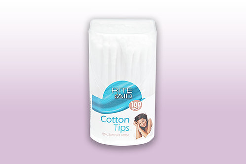 Rite Aid Cotton Tips 100pk