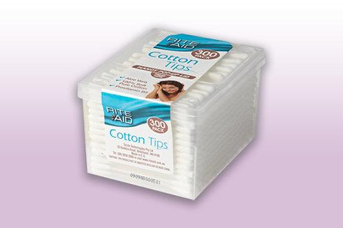 Rite Aid Cotton Tips 300pk
