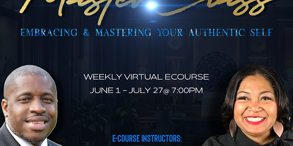 Authentically You Masterclass (AYM)