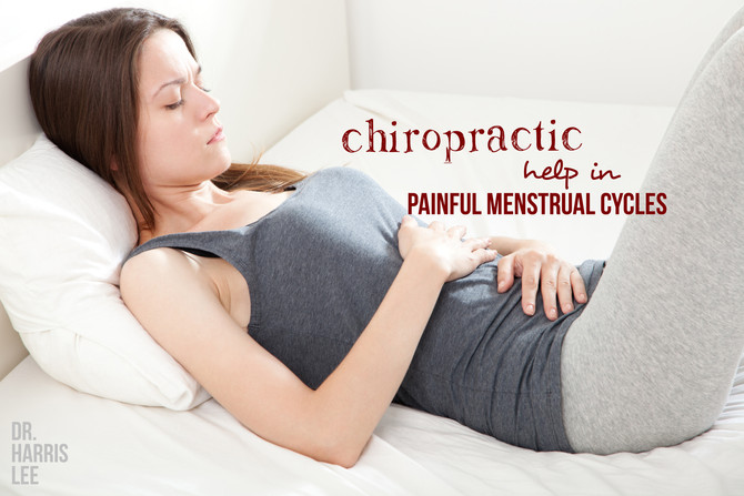 Chiropractic Help in Painful Menstrual Cycles!