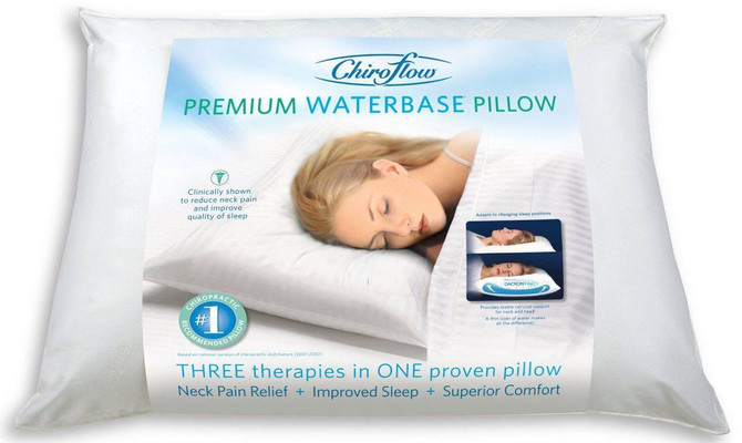 Benefits of Sleeping with a Water base Pillow