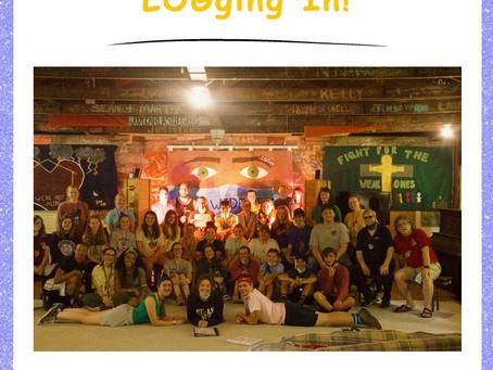 LOGging In! 5/28/21