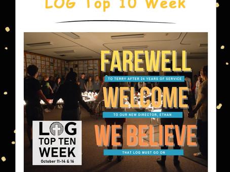 LOG Top 10 Week