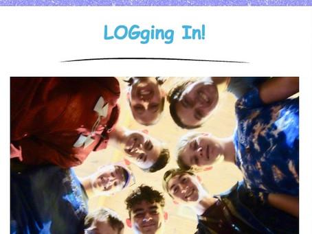 LOGging In-10/2/19