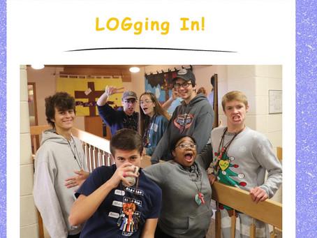 LOGging In 12/17/19