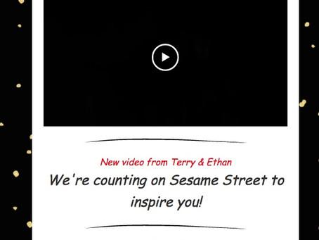 Let Sesame Street Inspire You