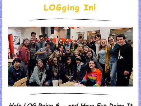 LOGging In! - 11/26/19