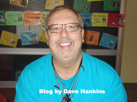 Sharing Faith - by Dave Hankins