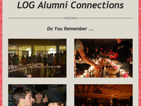 LOG Alumni Connections - 5/14/21