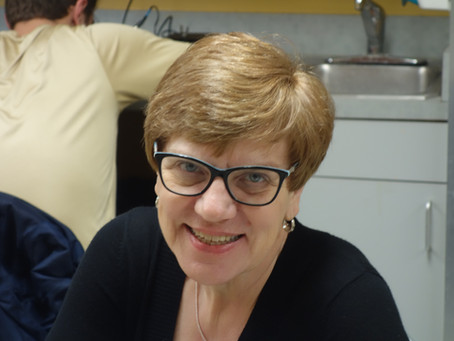 LOGblog by Nan Noecker (LOG #50)