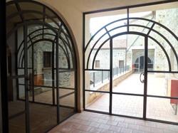 Convento - ingresso area formativa