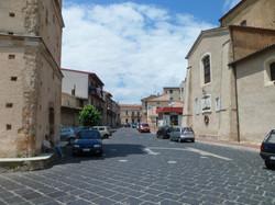 Pedace - centro storico