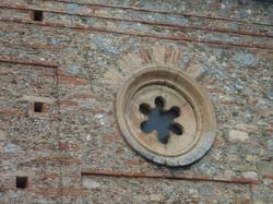 Rosone della chiesa matrice