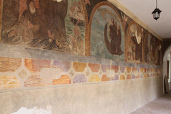 convento - affreschi