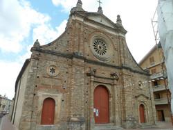 la chiesa di San Pietro e Paolo