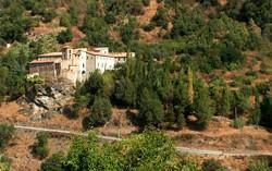 Il convento - vista generale